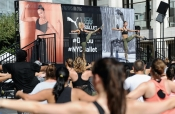 Puma And NYCB Collaborate On Unique Workout