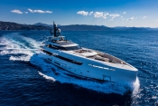 Tankoa Vertige world debut at Monaco Yacht Show 2017