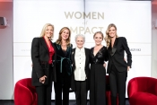 Swarovski and the 'Women of Impact' discussion with Glenn Close