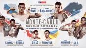Les salons privés du Casino de Monte-Carlo accueillent le Monte-Carlo Boxing Bonanza
