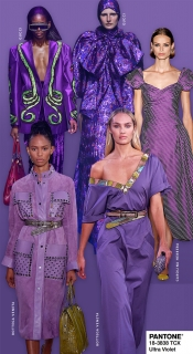 Pantone Color of the Year 2018, Ultra Violet