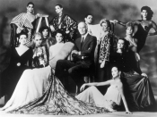 Fashion Designer, Hubert de Givenchy, died