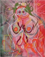 Exposition Cartes de l'âme: un artiste en chemin, de l'artiste David Syre