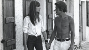 Francoise Hardy and Jacques Dutronc, a 60s kind of love story