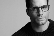 Henry Cavill, the image for Boss Eyewear