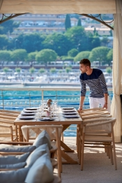 The Monaco's Hidden Gem for a Chic Gourmet Experience