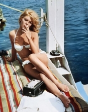 Top Style Summer Inspiration from Brigitte Bardot