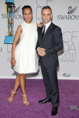 Kerry Washington & Francisco Costa