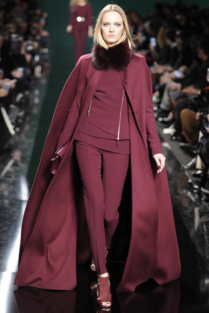 Elie Saab Fall 2014 Paris Fashion Week