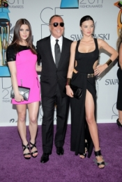 Ashley Greene, Michael Kors & Miranda Kerr