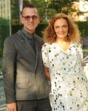 Steven Kolb & Diane von Furstenberg