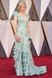 Les Oscars 2016, Les Célébrités sur le Tapis Rouge