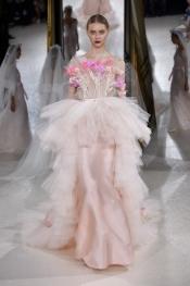 Kaviar Gauche   Bridal Couture Collection 2018, LA VIE EN ROSE, Paris Fashion Week