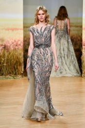 Spring Summer Couture 2018 collection ZIAD NAKAD
