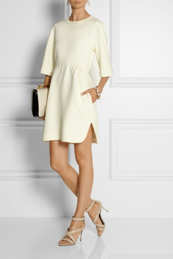 GIAMBATTISTA VALLI Twill dress