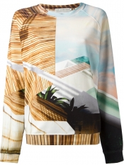 MARY KATRANTZOU 'Seagauge' sweatshirt