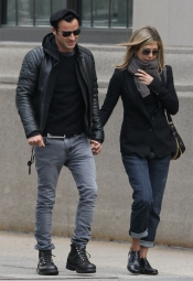Jennifer Aniston en Denim