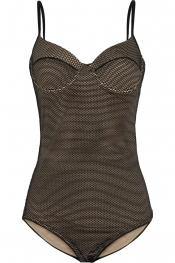 BOTTEGA VENETA Mesh swimsuit
