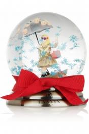 LANVIN Miss Lanvin snow globe