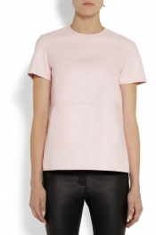 GIVENCHY Leather T-shirt