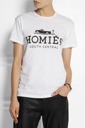 BRIAN LICHTENBERG Homiés cotton T-shirt