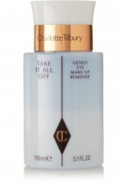 CHARLOTTE TILBURY Démaquillant pour les yeux Take It All Off Genius, 150 ml