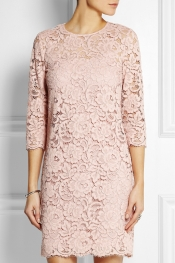 DKNY Lace mini dress