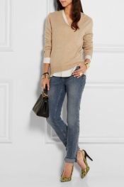 J.CREW Cashmere sweater