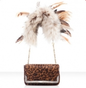 Christian Louboutin's Artemis griffon bag