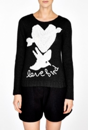 The graphic jumper you must have this winter in your wardrobe