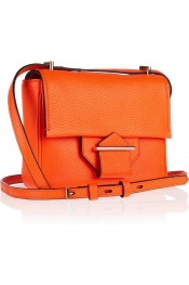 REED KRAKOFF Standard Mini textured-leather shoulder bag