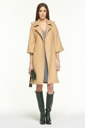 Loretta Coat by Diane von Furstenberg