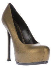 SAINT LAURENT high heel pump