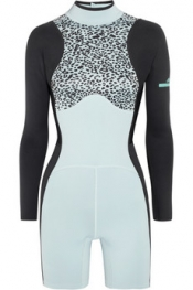 ADIDAS BY STELLA MCCARTNEY Swim printed neoprene wetsuit