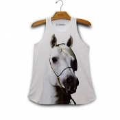 Horse design top