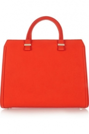 VICTORIA BECKHAM The Victoria leather tote
