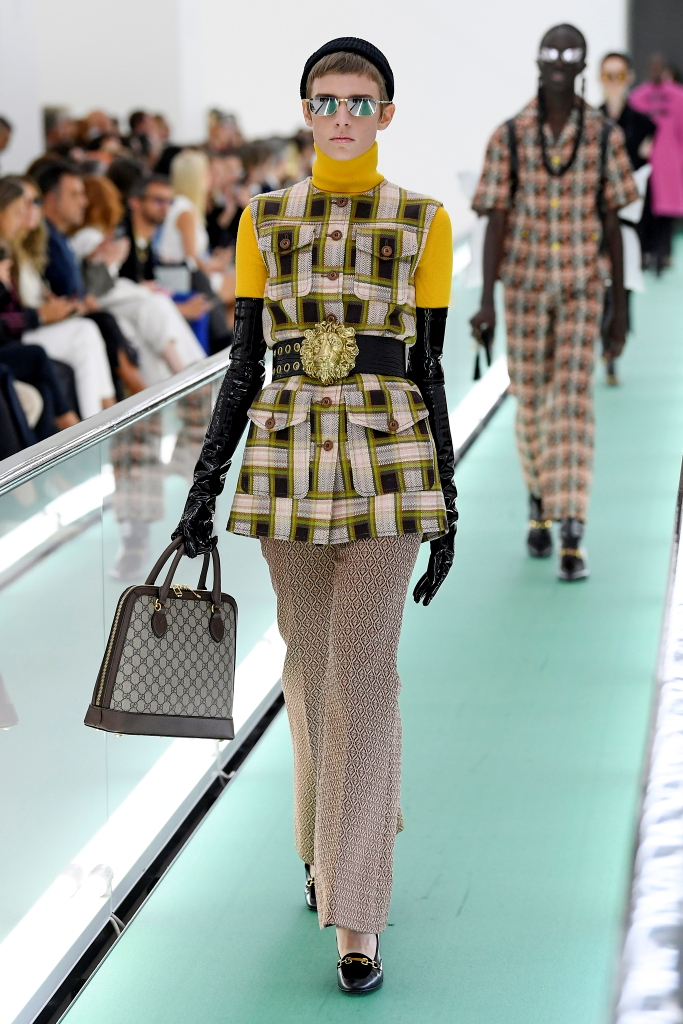 Gucci Ready To Wear Spring 2020, A Mental Fashion ... State