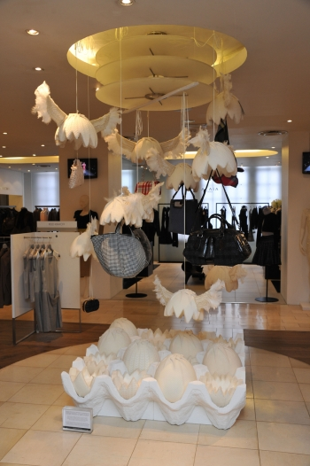 wool deco Galleria London