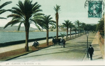 History of La Croisette, Cannes