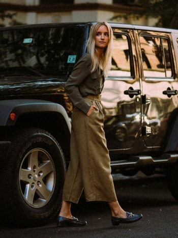 Safari like the Vogue 90s Style