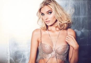 The 2018 Victoria's Secret Dream Angels Fantasy Bra Made With Swarovski