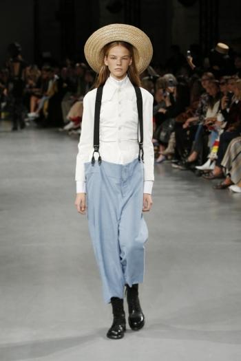 John Galliano - Fashion Week Femme Paris P-E 19