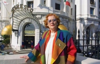 Madame Jeanne Augier and Her Life Story at Le Negresco
