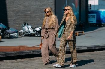 Copenhagen Fashion Week, Street Style