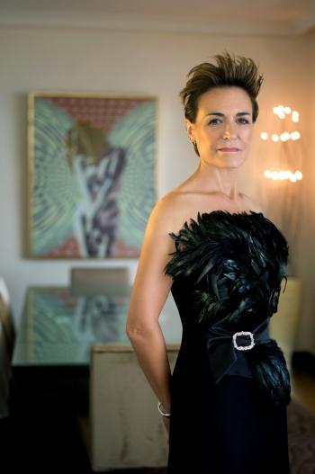 The Quest for Perfection in Monaco, Interview With Celina Lafuente de Lavotha