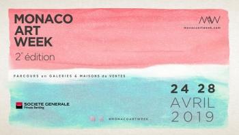 Monaco Art Week Goes Creative Again