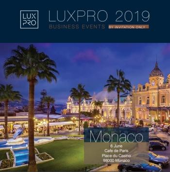 Luxpro Brings Business Trends Talks Back in Monaco