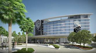 The Opening of the First Warner Bros Hotel in the World in Abu Dhabi