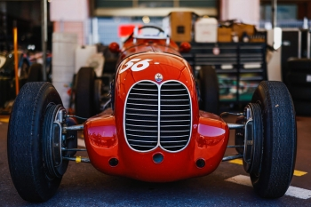 12Th Edition of Historical Grand Prix of Monaco