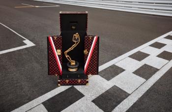 Trophy Trunck for Monaco Grand Prix by Louis Vuitton